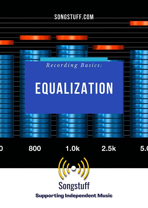 Equalization / Equalisation (EQ)