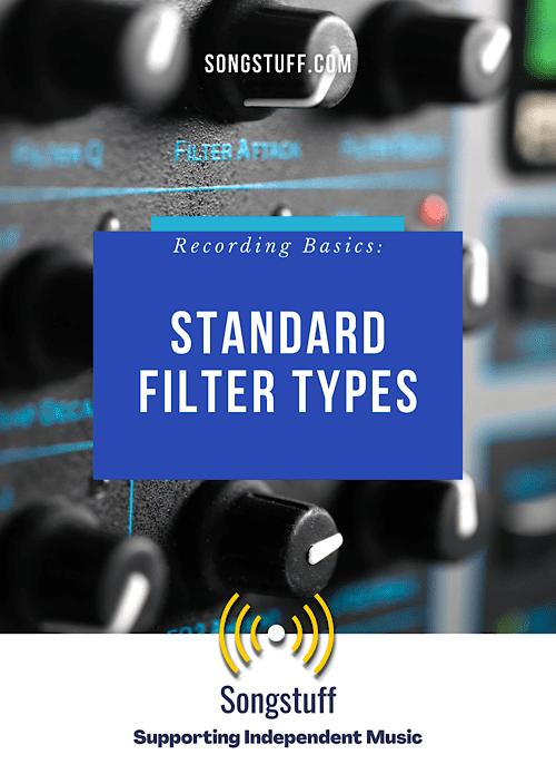 Standard Filter Types